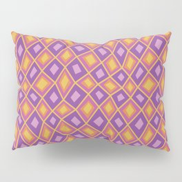 Diamonds are Forever-Fiesta Colors Pillow Sham
