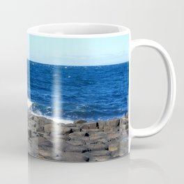 Gigant's Causeway. Antrim Coast. Northern Ireland Coffee Mug