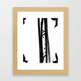 Kollage n°128 Framed Art Print