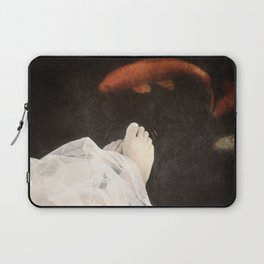 koi and tulle Laptop Sleeve