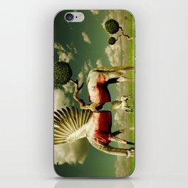 Pegasus Divided iPhone Skin