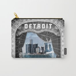 The Big Show - Detroit, Michigan Carry-All Pouch