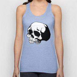 Skull #1 Unisex Tank Top