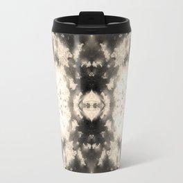 Hand Soil Mandala Travel Mug
