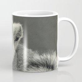 LEMUR PORTRAIT Coffee Mug