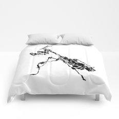 Violin Mantis Comforters