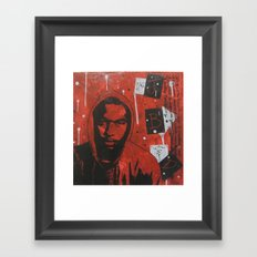 American Youth Framed Art Print