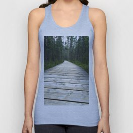 Silence in the Abyss   Unisex Tank Top