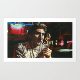 Christopher Art Print