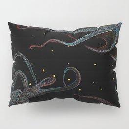 Octopus color Pillow Sham