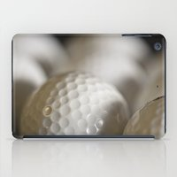 golf iPad Cases featuring Golf by B.P.