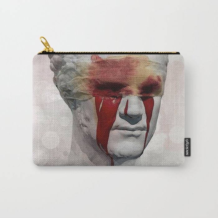 hurt Carry-All Pouch