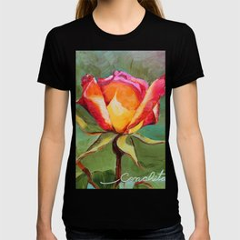 """""""Lonely Rose #1"""" T-shirt"""