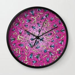 Festering Wall Clock