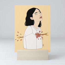 Love Struck Mini Art Print