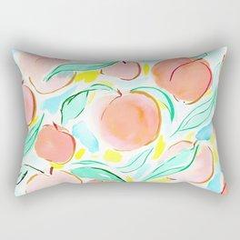 Peachy Rectangular Pillow