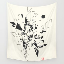 Composition #1 2016 Wall Tapestry