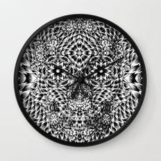 Skull VII Wall Clock