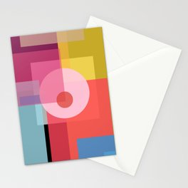 Colours05 Stationery Cards