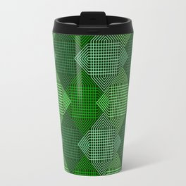 Op Art 102 Travel Mug