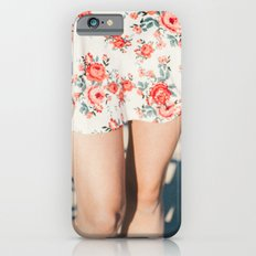 Flower Dress Slim Case iPhone 6s