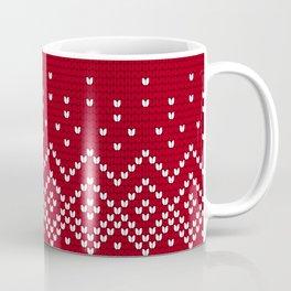 Pattern in Grandma Style #32 Coffee Mug