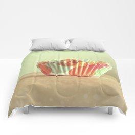 I Dream of Cupcakes Comforters