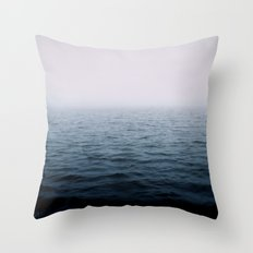 Reaching Towards Infinity Throw Pillow