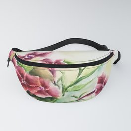 Petunias Fanny Pack