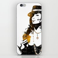 poker iPhone & iPod Skins featuring Poker by Oody