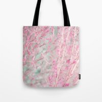 pastel Tote Bags featuring Pastel by Eugenie