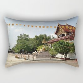 BELIEF Rectangular Pillow