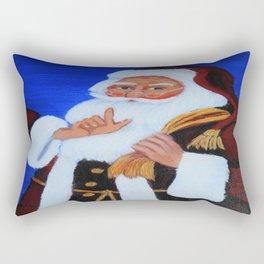 Ho Ho Ho  / Christmas card Rectangular Pillow