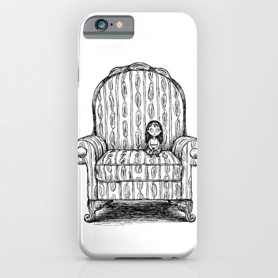 Big Chair iPhone & iPod Case
