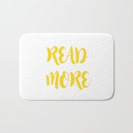 READ MORE.  Bath Mat