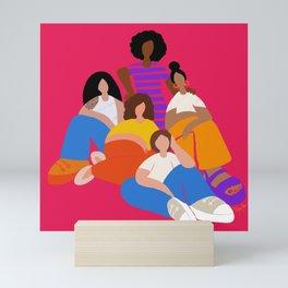 IWD 2021 Mini Art Print