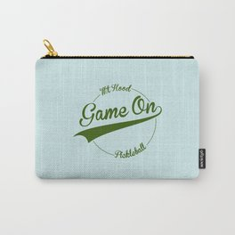 Pickleball Game On! Mt. Hood Carry-All Pouch