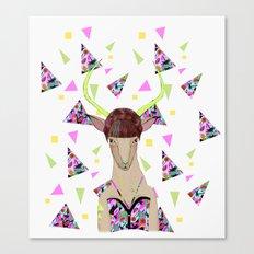 LOLLIPOP WAVVES By Belen Segarra , Elena Mir, Kris Tate  Canvas Print