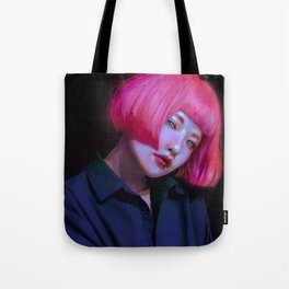 Untitled portrait Tote Bag