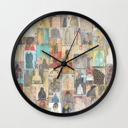 The People Want To Know Wall Clock