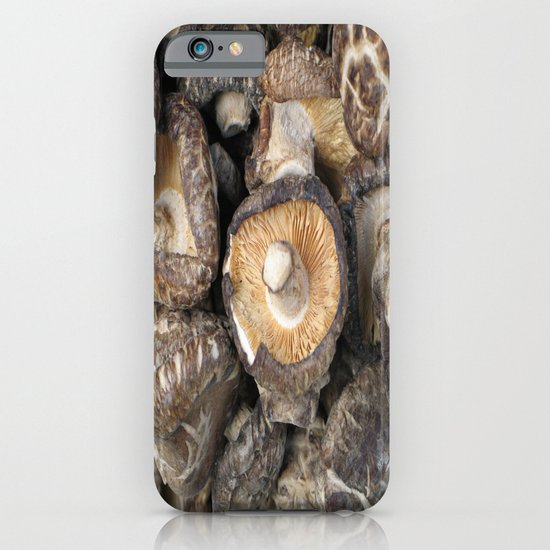mushrooooms  iPhone & iPod Case