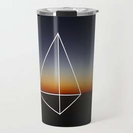 Geometry #20 Travel Mug