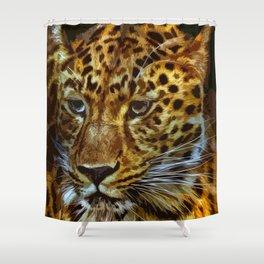 Jaguar 010 Shower Curtain