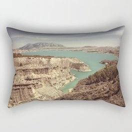 Will lands Rectangular Pillow