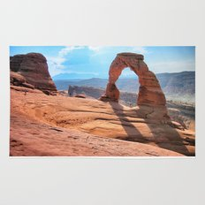 Arches, Moab, Utah Rug