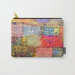Paul Klee Villa Fiorentino Carry-All Pouch