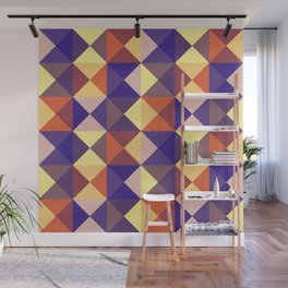 Patchwork Ogre Wall Mural