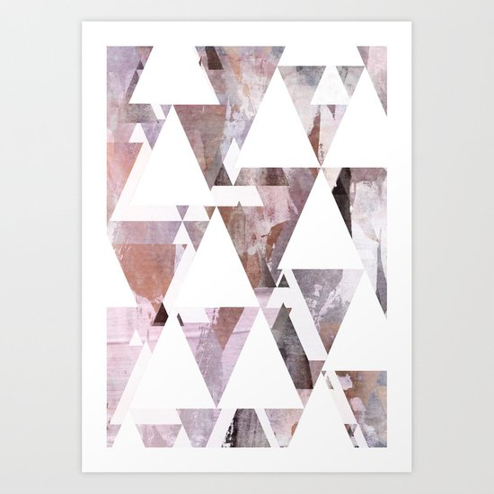 Graphic 40A Art Print