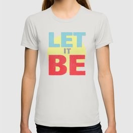 Let It Be T-shirt