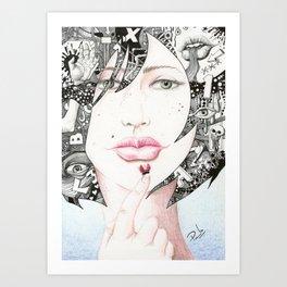 020113 Art Print